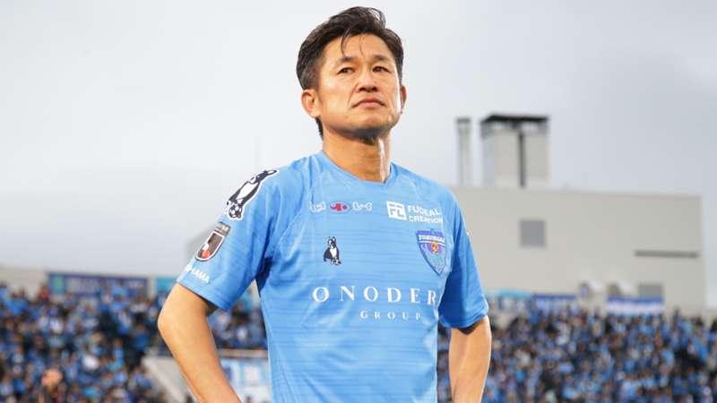 注目選手】三浦知良|Jリーグ | DAZN News 日本