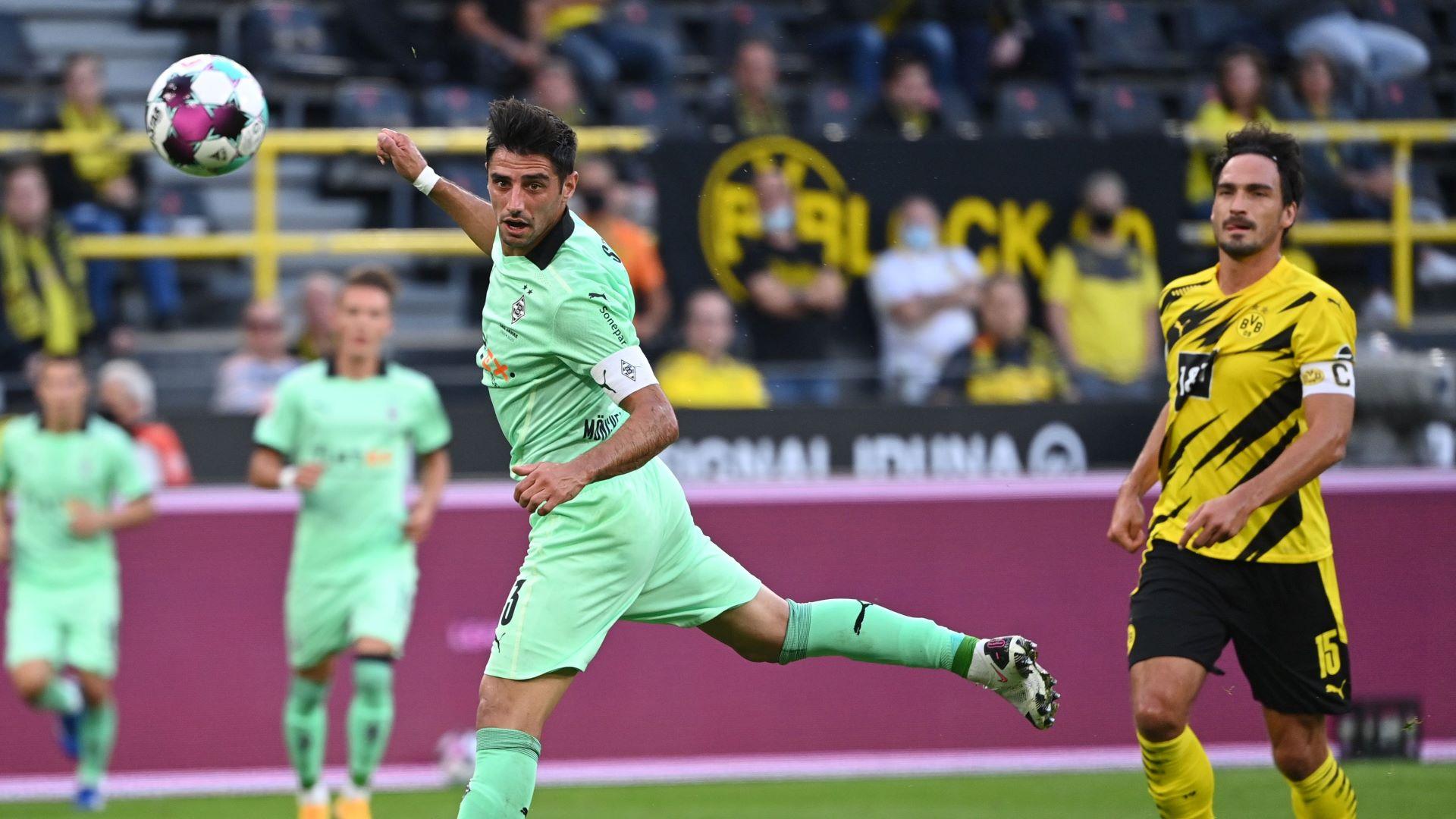 Borussia Mönchengladbach Borussia Dortmund Stindl Hummels