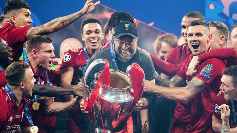Jürgen Klopp FC Liverpool Champions League