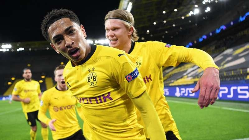Borussia Dortmund 2021 Bellingham Haaland
