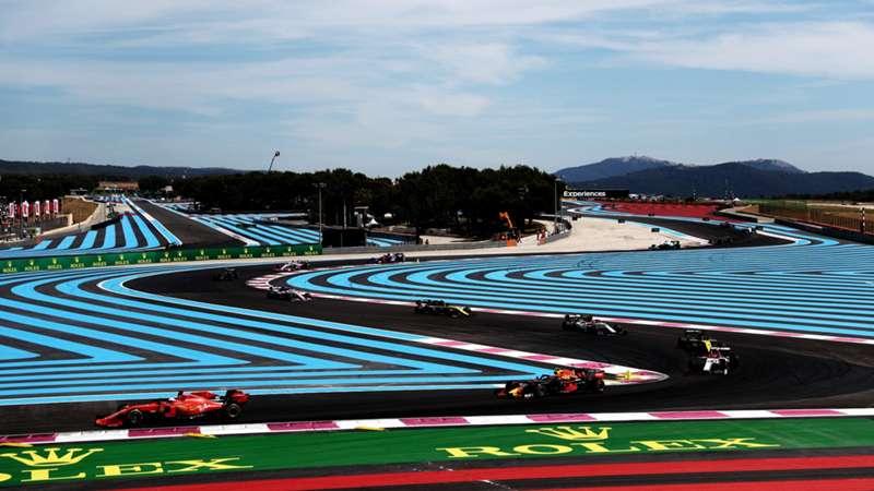 2021-05-22 2019 France F1 Formula 1