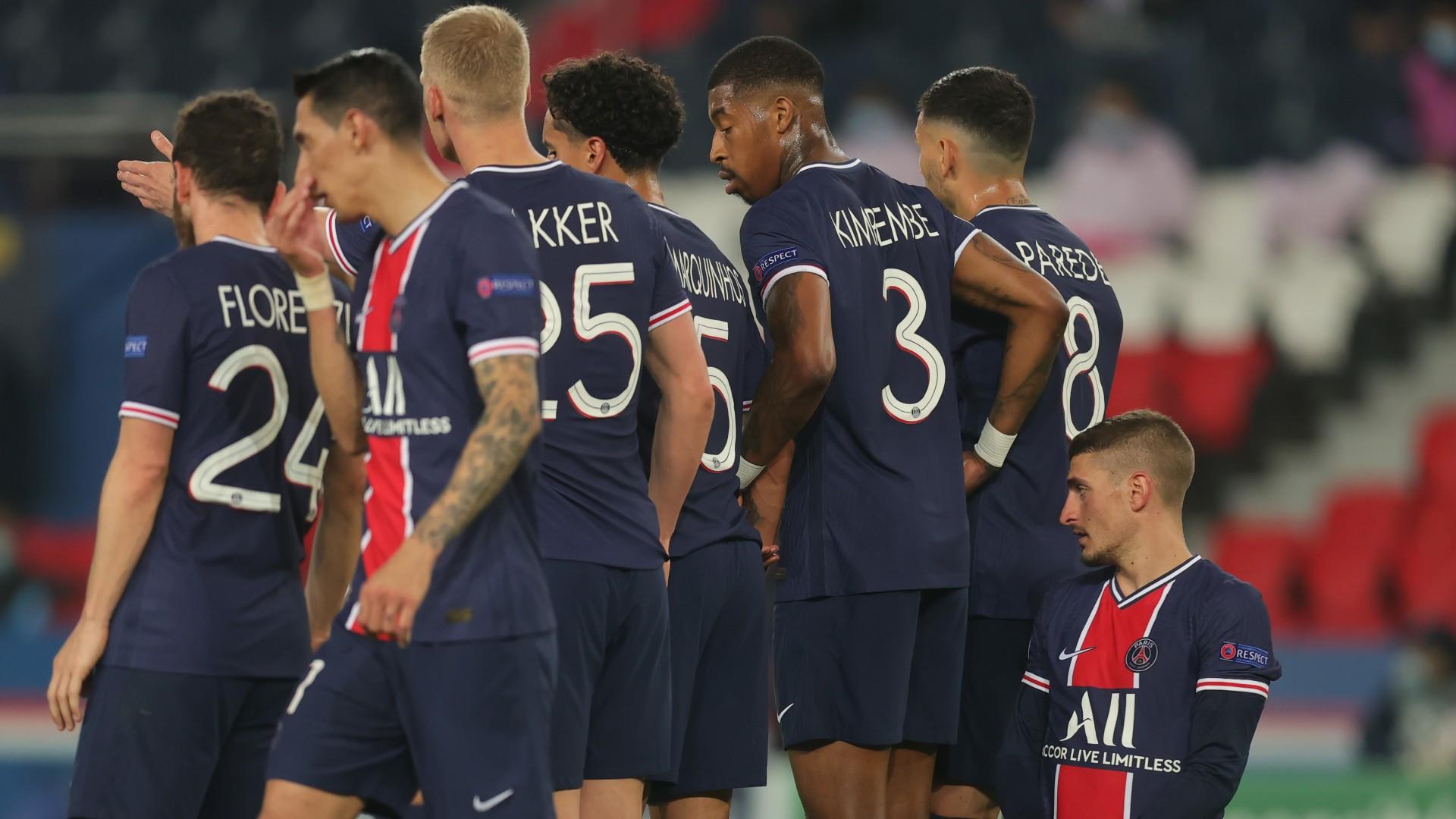 PSG Champions League 28042021