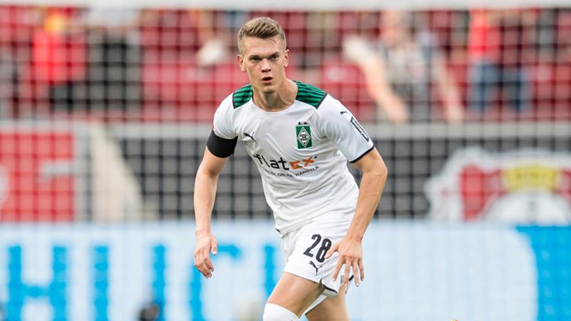 Borussia Mönchengladbach Matthias Ginter 21082021