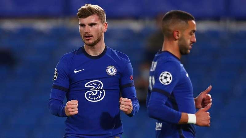 Atletico Madrid FC Chelsea Champions League Werner auf DAZN