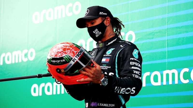 2020-10-21 Hamilton Formula 1 F1