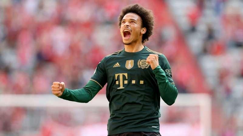 Leroy Sane FC Bayern 19092021