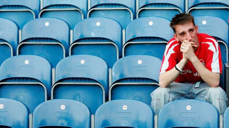 Sad Fan