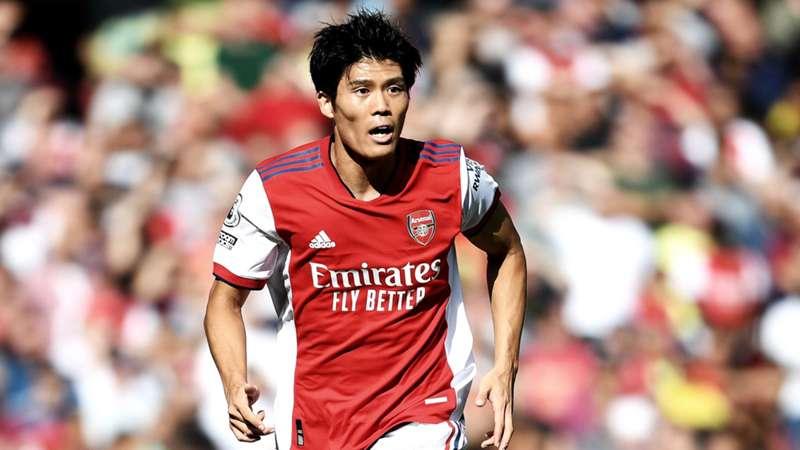 2021-09-24 Tomiyasu Takehiro Arsenal