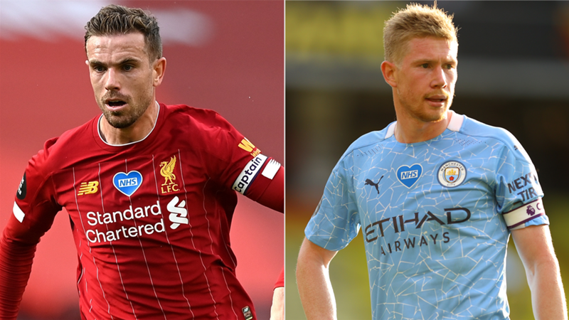 Manchester City Vs Liverpool Live Stream Time Schedule For Matchday 8 Clash On Dazn Canada Dazn News Canada