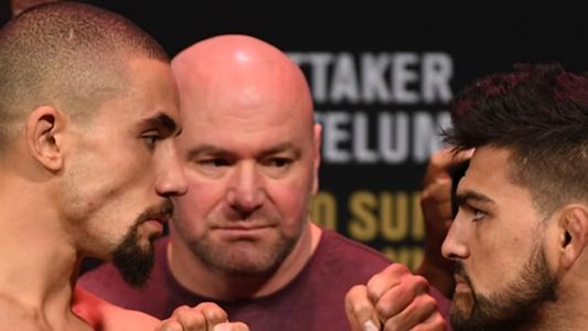 Robert Whittaker vs. Kelvin Gastelum: UFC Fight Night date, fight time, TV channel and live stream   DAZN News US