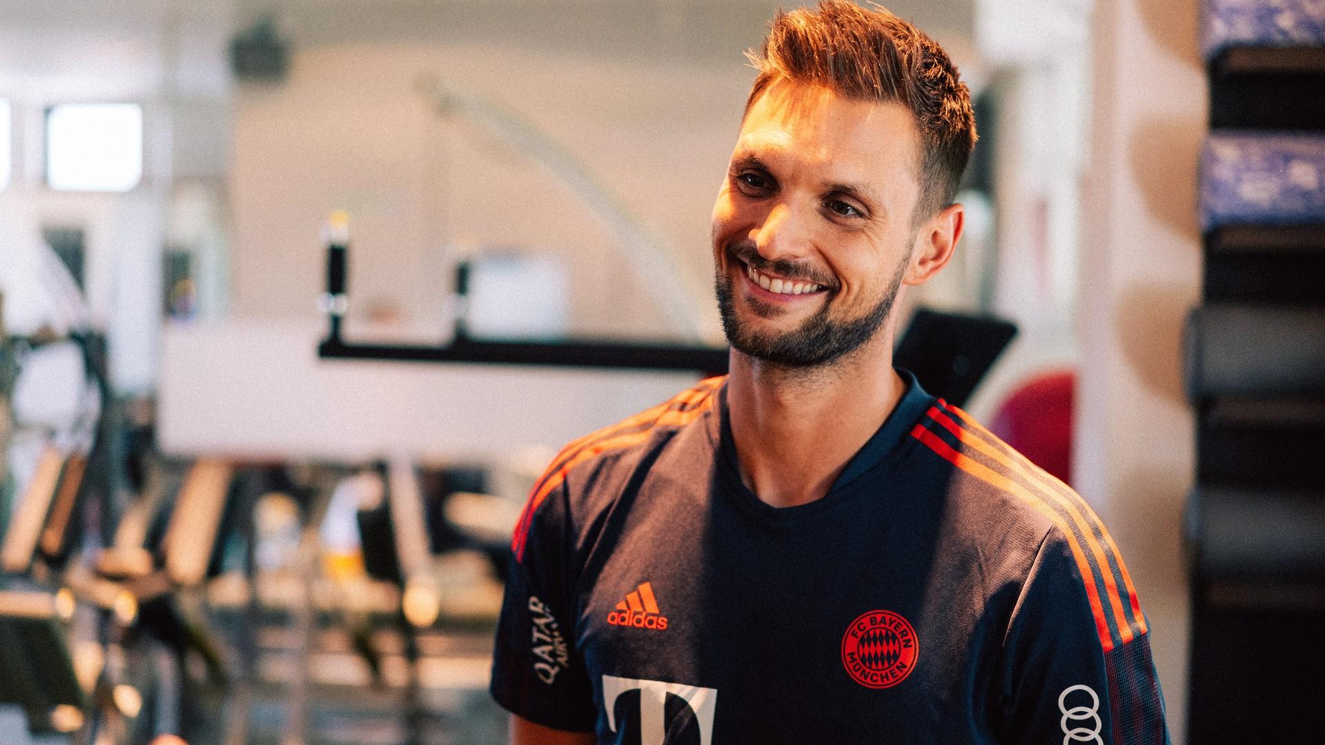 Sven Ulreich FC Bayern Training 06072021