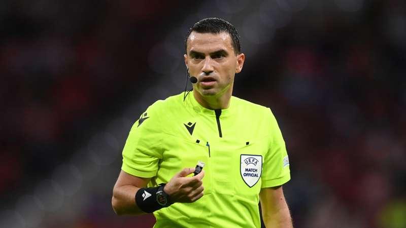 Ovidiu Hategan Rumänien Schiedsrichter FIFA UEFA