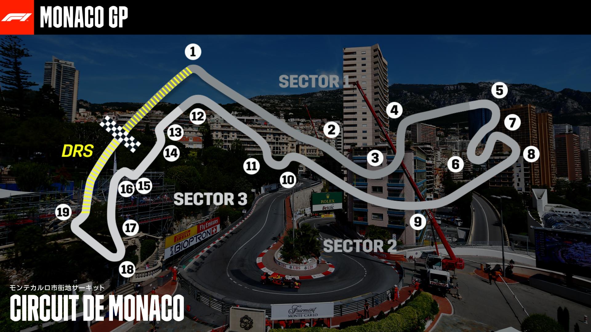 2021-05-12 Monaco Circuit F1 Formula 1