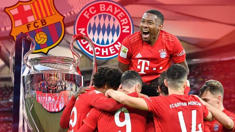Champions League FC Barcelona FC Bayern München