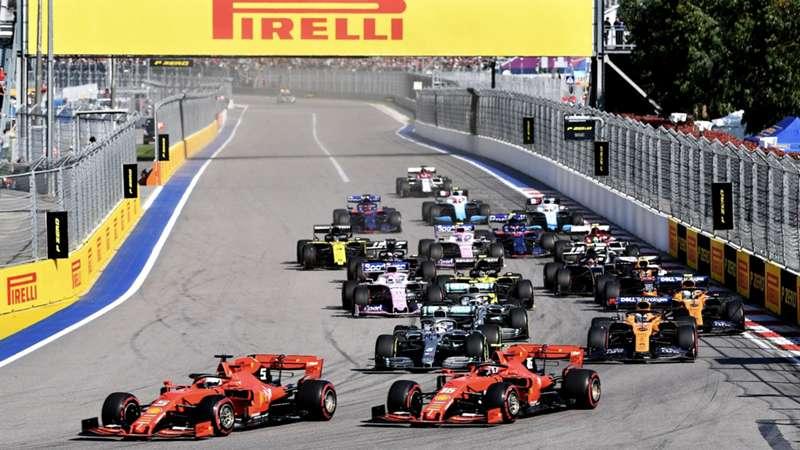 2020-08-06 Formula 1 F1 Russia Sochi