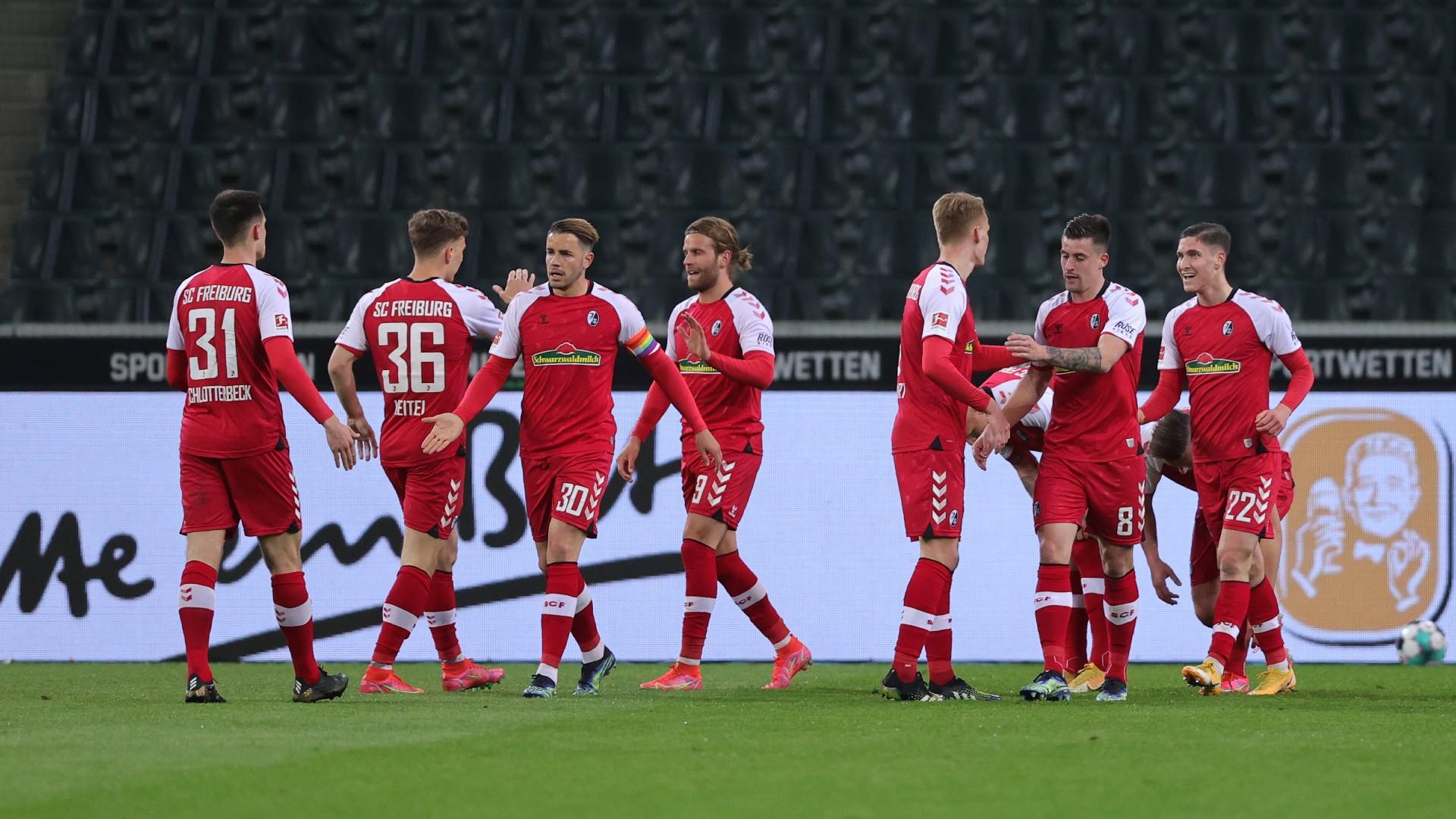 SC Freiburg Bundesliga 03042021
