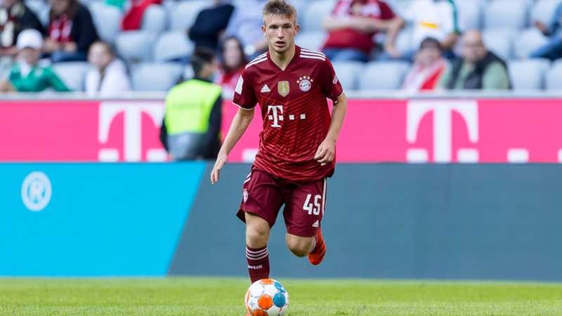 Torben Rhein FC Bayern 28072021