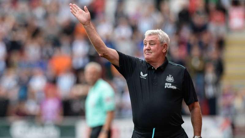 Steve Bruce Newcastle Premier League