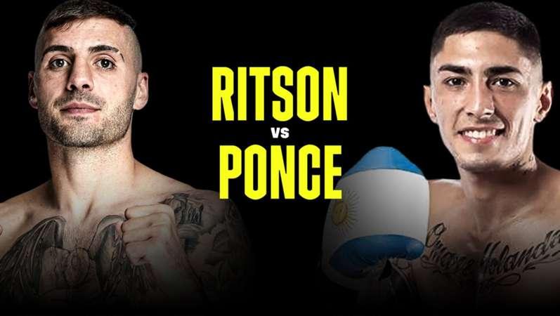 Ritson vs. Ponce Boxen DAZN 12062021