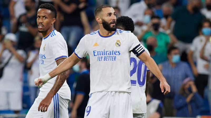 Real Madrid Karim Benzema La Liga