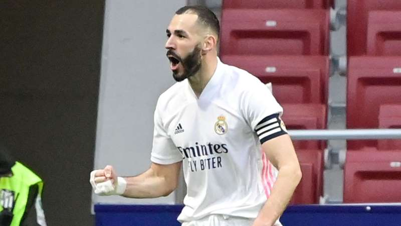 Real Madrid Benzema LaLiga heute live
