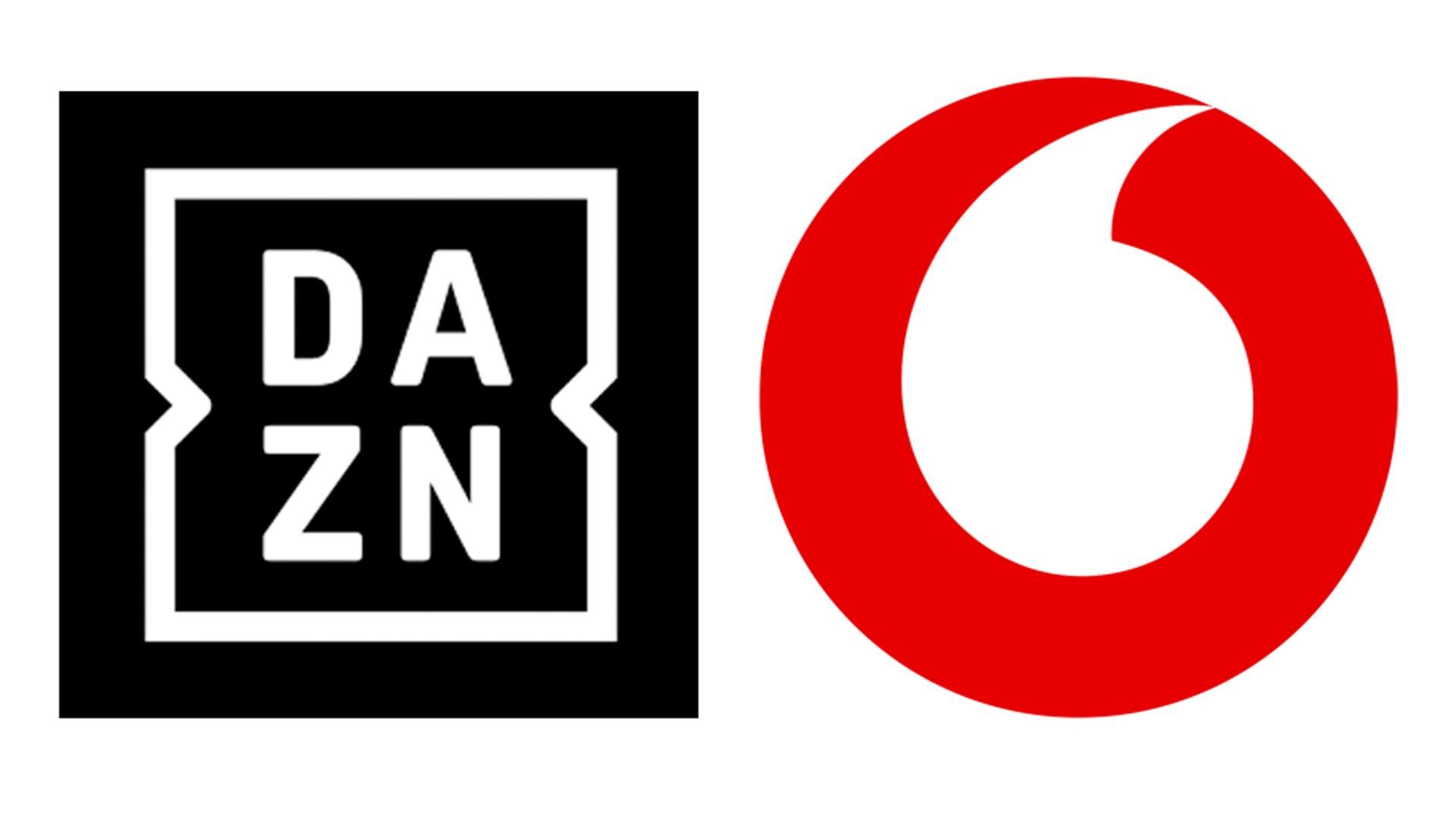 Vodafone DAZN 11082021