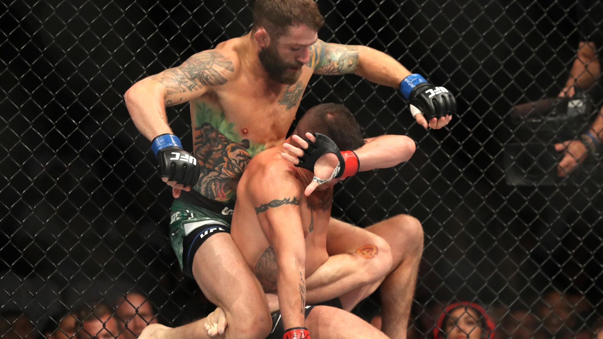 ONLY GER UFC 239 Sanchez vs. Chiesa 06072019