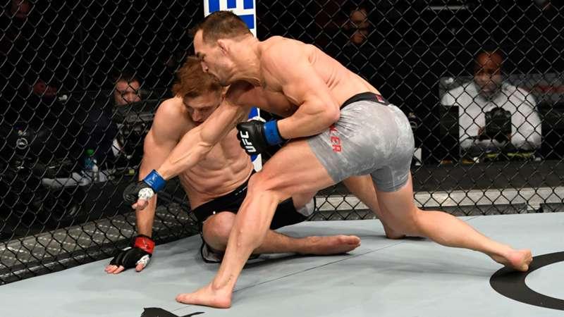 Michael Chandler Dan Hooker UFC 257 23012021
