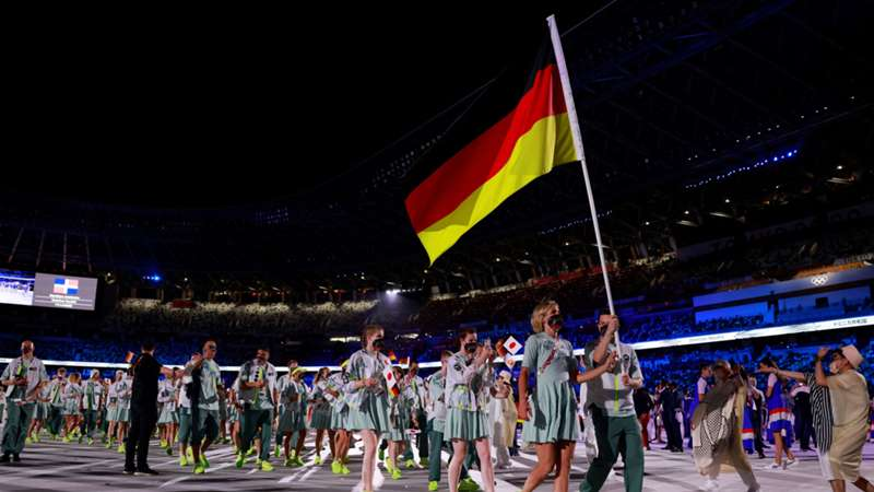 Olympia 2021 Deutschland 23072021