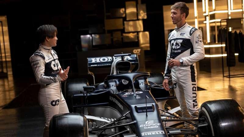 2021-02-19 Yuki Tsunoda Gasly Alphatauri Formula 1 F1