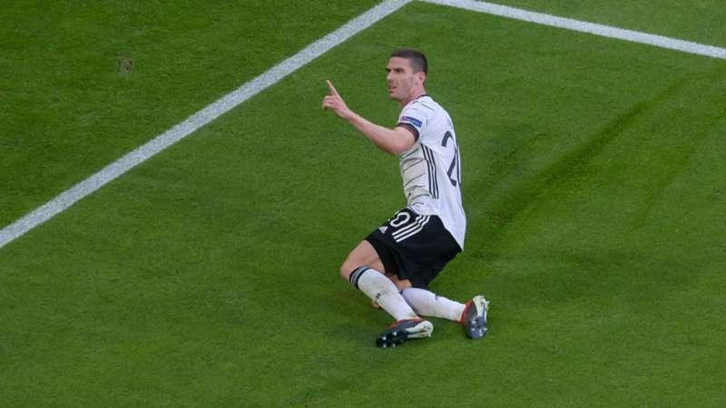Robin Gosens Deutschland EURO 2020 19062021