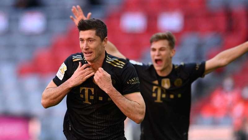 FC Bayern München Lewandowski Kimmich