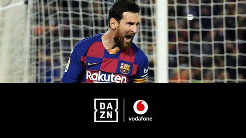 DAZN Vodafone Kooperation