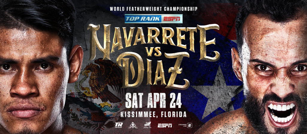 Emanuel Navarrete vs. Christopher Díaz