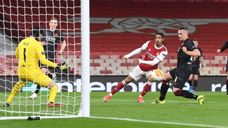 Pierre-Emerick Aubameyang FC Arsenal 08042021