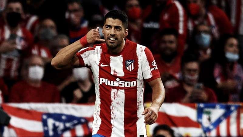 2021-10-03 Suarez Atletico madrid