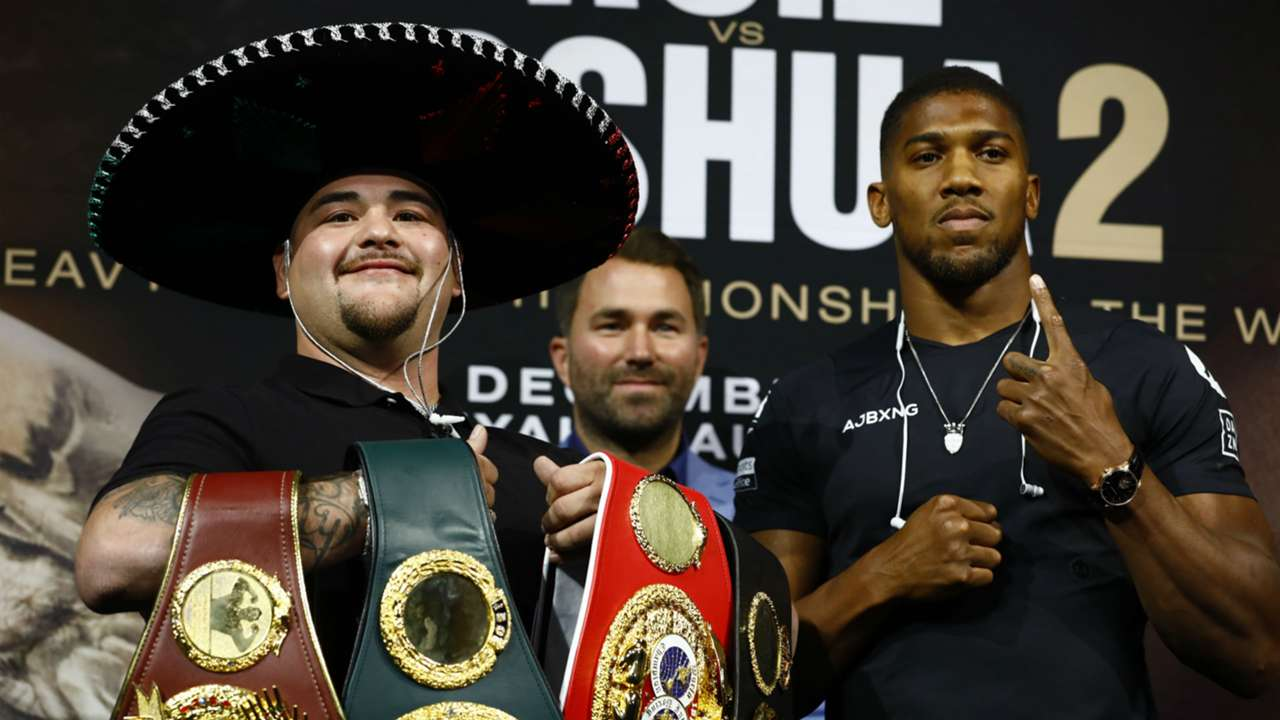 Andy Ruiz Vs Anthony Joshua 2 Which Bars And Restaurants Are Showing The Fight Dazn News Us
