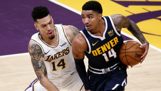 Lakers Gegen Nuggets