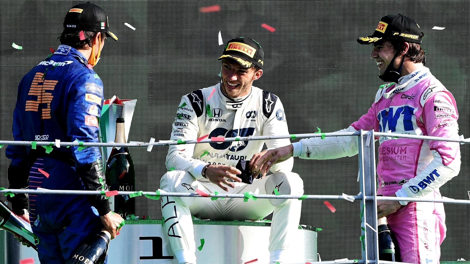 2020-09-10 Formula 1 F1 Gasly ALPHATAURI