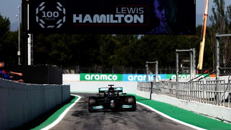 2021-05-08 Hamilton Mercedes F1 Formula 1