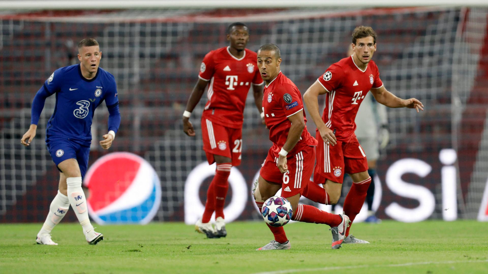 Dazn Champions League Viertelfinale