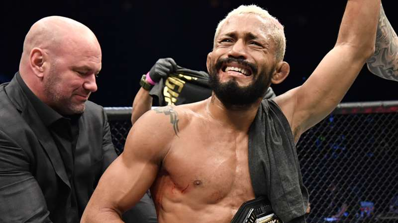 Ufc 255 Results Deiveson Figueiredo Submits Alex Perez In Under Two Minutes To Retain Flyweight Title Dazn News Us