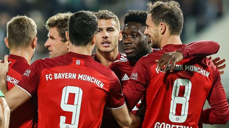 FC Bayern München Bundesliga 27092021