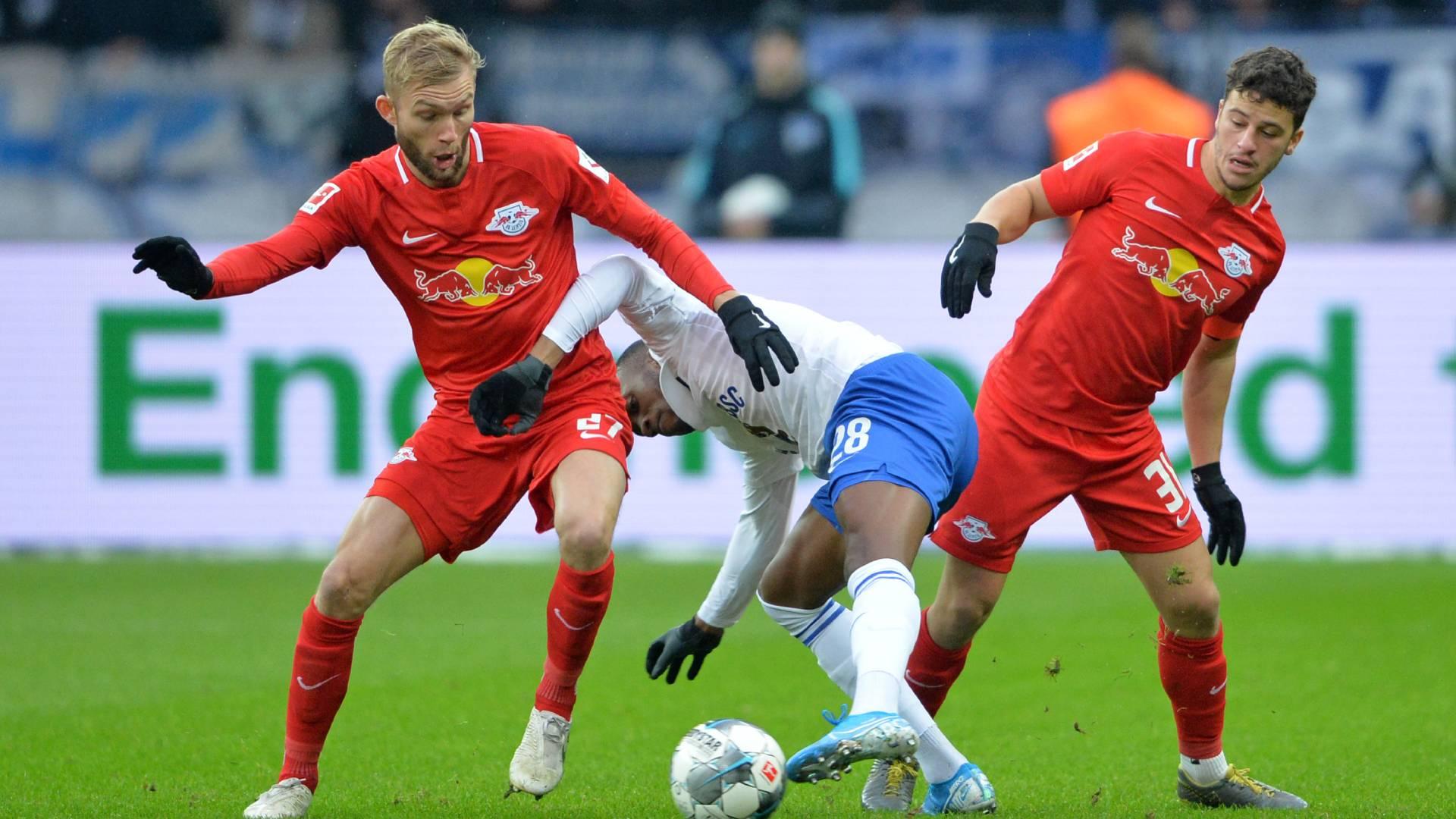 Spielstand Hertha Heute