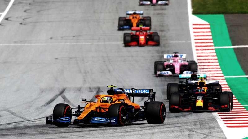 2020-07-17 Formula 1 F1 Norris