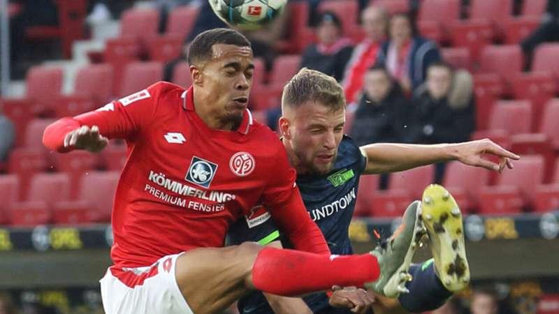 FSV Mainz Union Berlin Hinspiel Bundesliga 2019/20