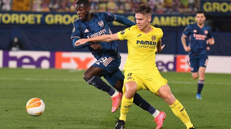 Villareal Arsenal 29042021