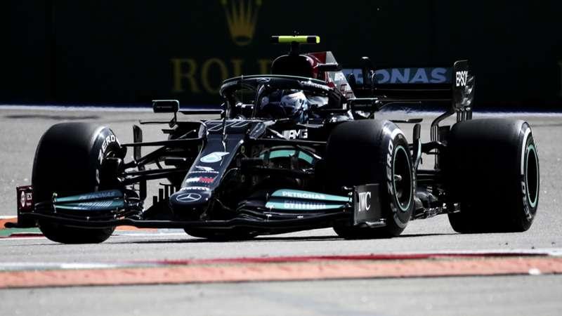 2021-09-24 Bottas Mercedes F1 Formula 1