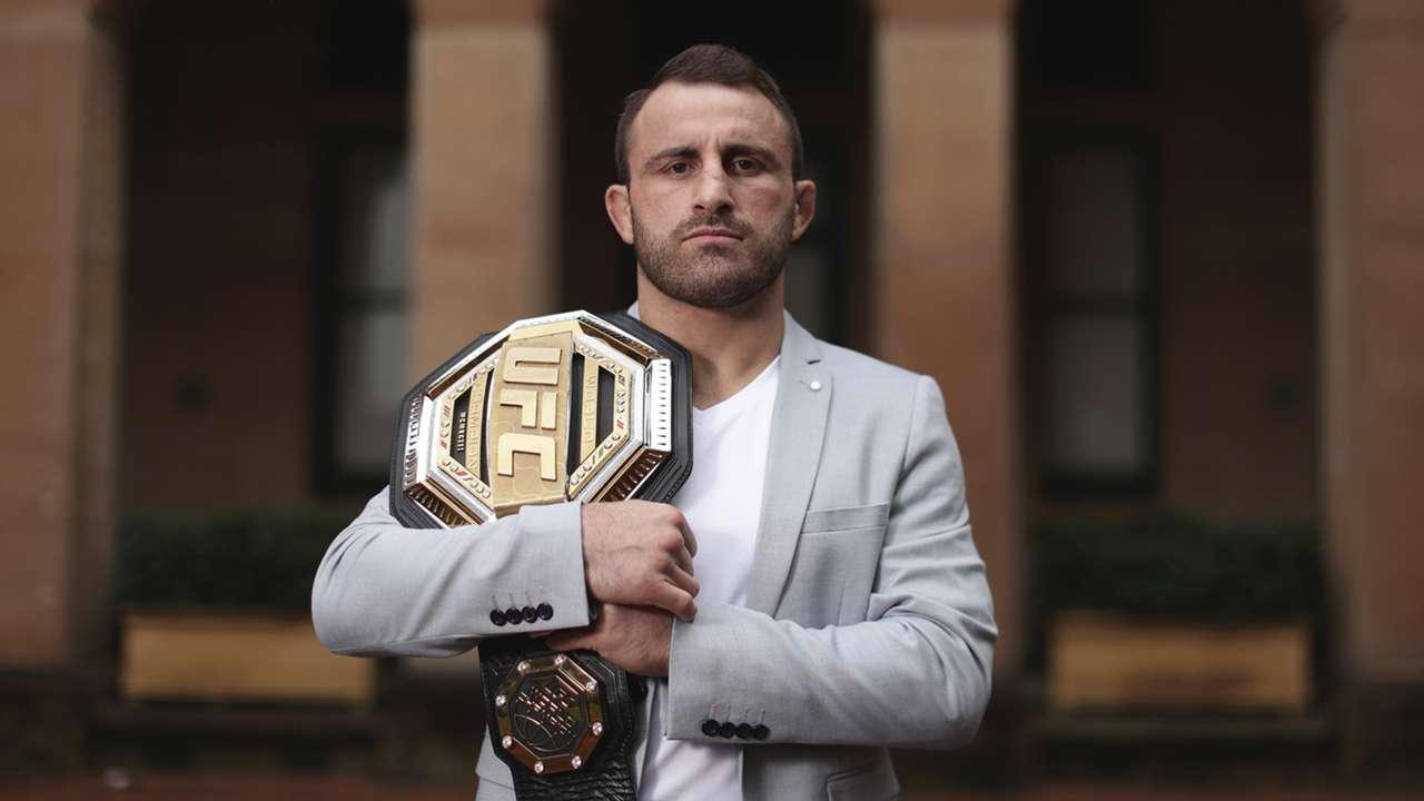 Alexander Volkanovski vs. Brian Ortega featherweight title fight scrapped from UFC 260 | DAZN News India