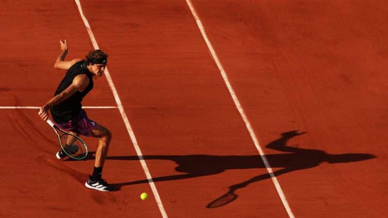 ONLY GERMANY Alexander Sascha Zverev Roland Garros French 30052021